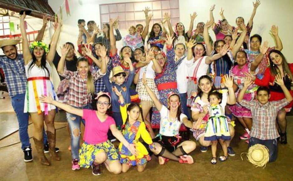 Veja as FOTOS do Arraiá da LIMIT ACADEMIA 2018 em Fátima do Sul