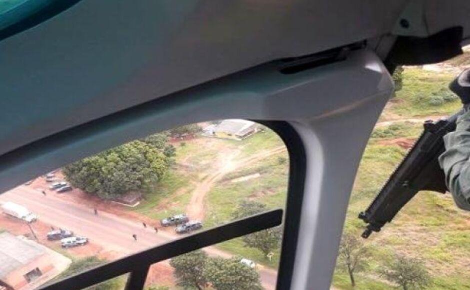 Mato Grosso do Sul banca praticamente sozinho segurança nas fronteiras