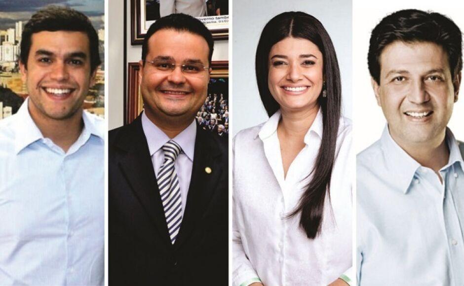 Pesquisa para Federal indicam Beto, Fabio, Rose e Mandeta na frente, confira os números