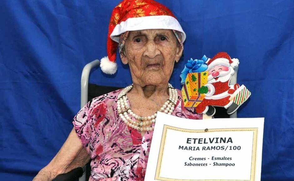 Será nesta 4ª Feira o Natal no Lar dos Idosos na ILPI de Fátima do Sul