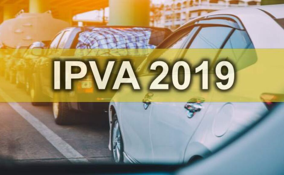 PVA 2019: pagamento à vista ou primeira parcela vencem dia 31 de janeiro