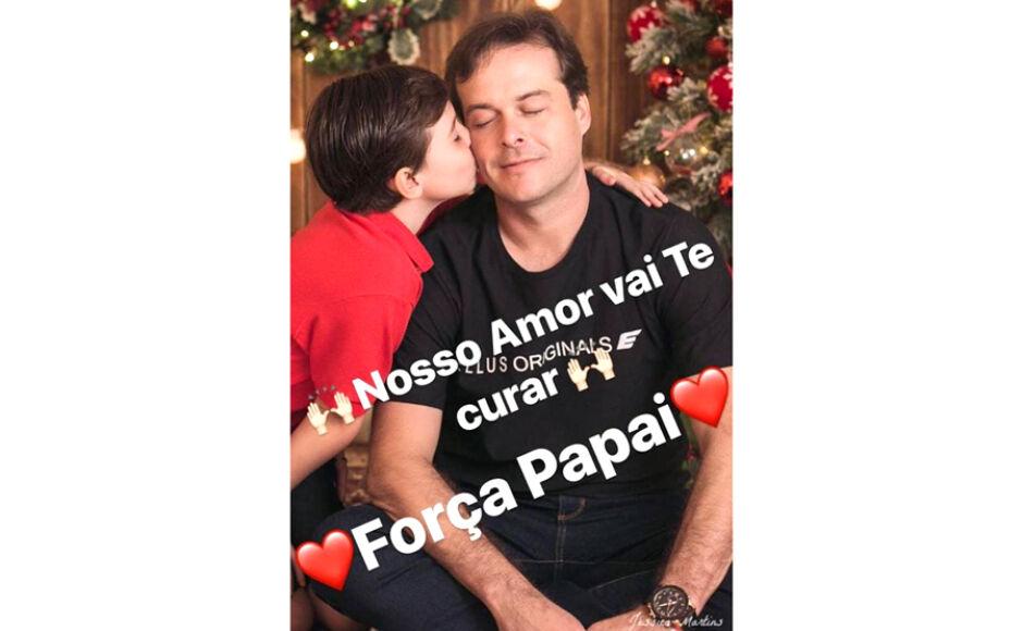 Família comemora grande milagre na vida de Hedder de Fátima do Sul