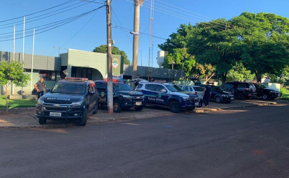 Novas medidas de combate ao tráfico resultam em 09 pessoas presas no fim de semana em Fátima do Sul