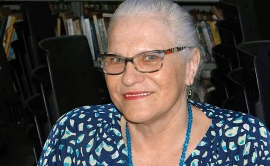 Escola Pallotti de Fátima do Sul lamenta morte da Escritora Rut Helmann em Dourados