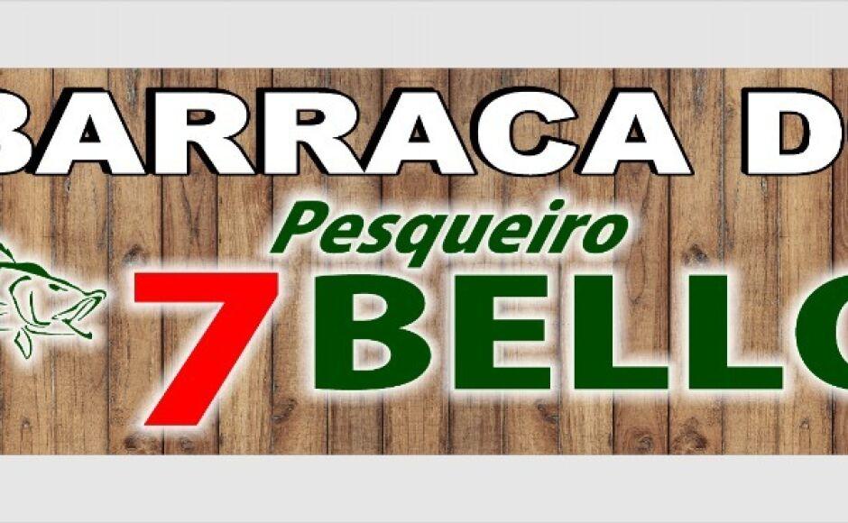 Pesqueiro 7 Bello estará com barraca e servirá pratos deliciosos durante festejos em VICENTINA