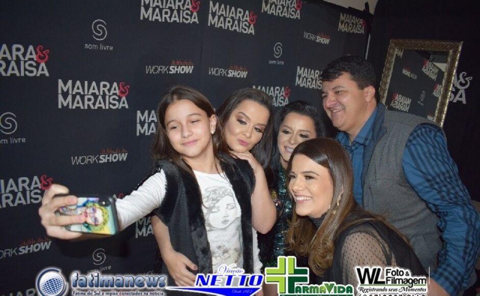 Veja as FOTOS do Camarim e Camarotes do Show de Maiara e Maraisa em VICENTINA