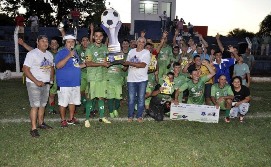 Confira as FOTOS da grande final da 1ª Copa Regional de Futebol Menina FM de VICENTINA
