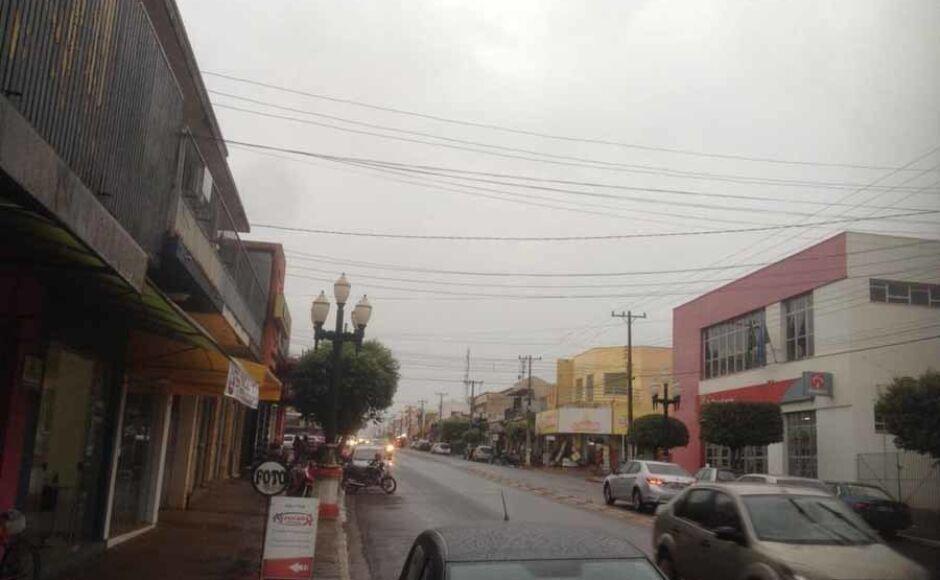 Inmet alerta para queda de temperatura em Fátima do Sul e 60 cidades de MS