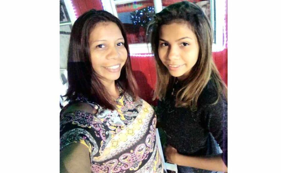 Mãe de Fátima do Sul, desesperada, faz apelo nas Redes Sociais para que sua filha volte pra casa