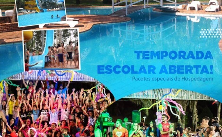 Atenção Escolas, o Campo Belo Resort é o lugar perfeito para receber grupo escolar, VEJA COMO