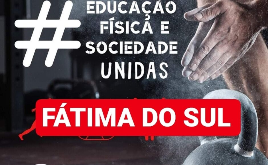 Sem poder abrir, Academias e Profissionais de Educação Física se unem em Fátima do Sul