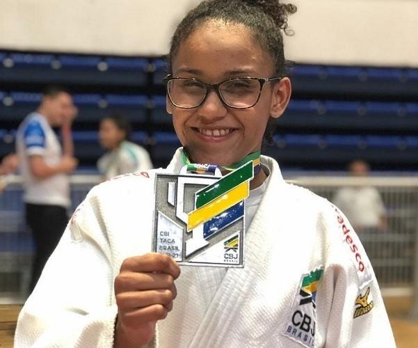 Resultado de imagem para Alexia Vitoria Nascimento judo