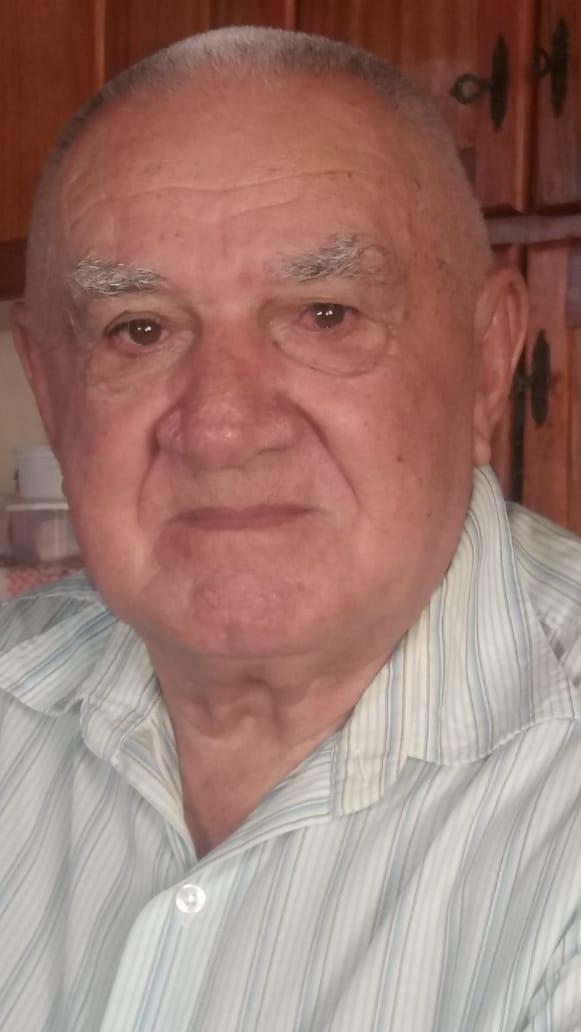 Saturnino Clementino dos Santos, sogro do vereador João Hermes Pieretti, e pai do Jair que trabalhava na Enersul