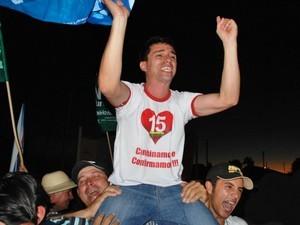 Neilo Cunha foi eleito em pleito suplementar em julho (Foto: Ruben Teixeira/Jornal da Cidade)