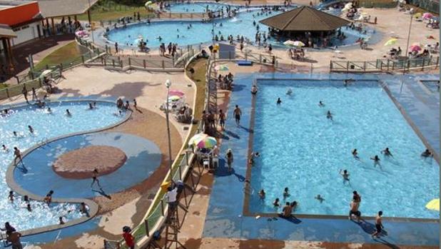 Aqua Park reabre ao p�blico neste s�bado (18), a partir das 10h - Foto: Arquivo.