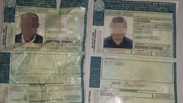 Polícia prende suspeito de integrar quadrilha que falsifica CNHs em ... - Fatima News