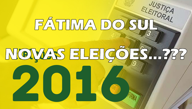 FÁTIMA DO SUL corre o risco de novas eleições e candidato do PSDB recorre da cassação da candidatura