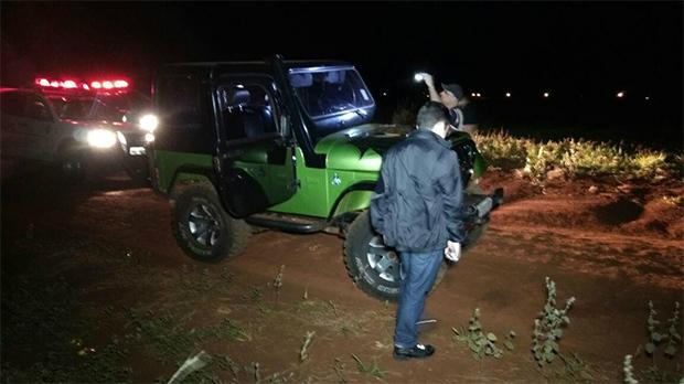 Ladrão morto por policial militar na sitioca Ouro Fino - Fotos: Osvaldo Duarte