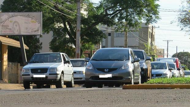 Detran emitiu lista com milhares de multas - Foto: Arquivo/Dourados News
