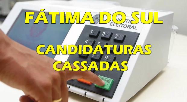 Juíza cassa mandato de prefeita eleita e nova eleição pode ser confirmada em breve em FÁTIMA DO SUL