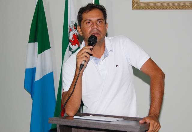 Vereador Juninho Anselmo PTB - Fot Adauto Dias / glorianews