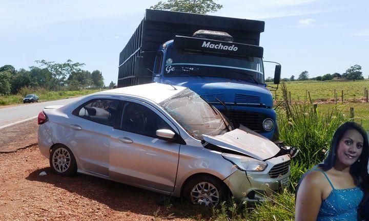 Grave acidente mata empresária e deixa duas jovens feridas entre Ivinhema e DEODÁPOLIS
