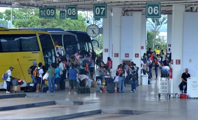 Benefício vale para viagens de ônibus interestaduais Arquivo/Agência Brasil