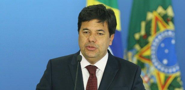 FOTO: ASSESSORIA - Ministro da Educação, Mendonça Filho