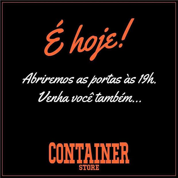 FÁTIMA DO SUL - Fátima do Sul ganha nesta quinta-feira (23), a Container  Store, que será inaugurada às 19h, uma loja exclusiva, com roupas unissex,  ... 7eea5461ff