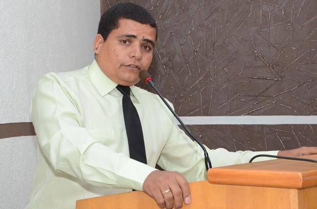 """Vereador e presidente da Câmara, José da Silva Machado """"Duda"""" - FOTO: ROGÉRIO SANCHES / FÁTIMA NEWS"""