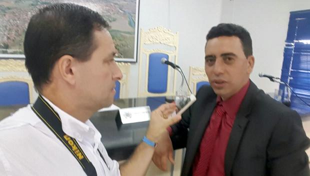 FOTO: ROGÉRIO SANCHES / FÁTIMA NEWS - Mais votado em Fátima do Sul é do distrito, entra para história e fala de projetos