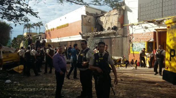 Assaltantes brasileiros roubam 36,8 milhões de euros no Paraguai