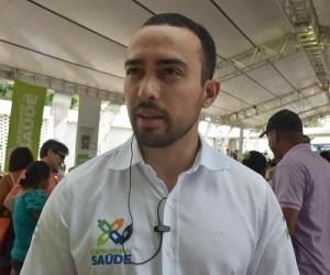 Estevão Barbosa da Cruz ficou internado durante 15 dias no CTI da Santa Casa em Campo Grande - Foto: Jessica Barbosa/Governo do Estado