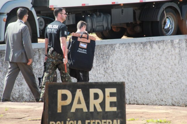 Lama Asfáltica teve quarta fase deflagrada ontem pela Polícia Federal. (Foto: Marcos Ermínio)