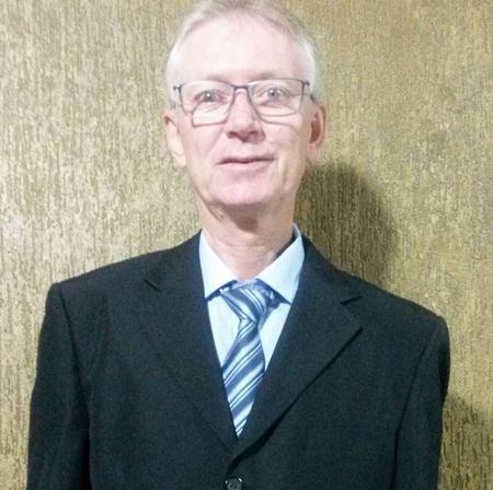 Vereador Valdir Kuhnen de 52 anos,  o popular Valdir da Caixa.