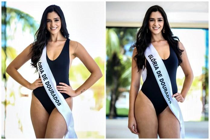 Ana Carla Marques, representante de Glória de Dourados. Fotos: Divulgação