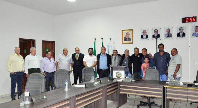 FOTO: ELITON SANTOS / IMPACTO NEWS - Legislativo Municipal realizou homenagem ao saudoso Deodato no plenário da Câmara