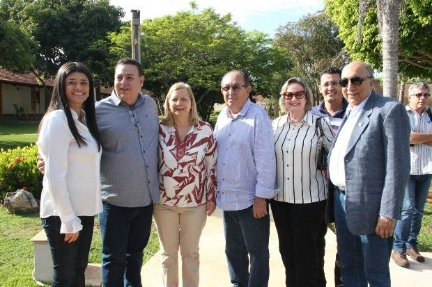 Prefeito Odilson, Vice-governadora e Senador prestigiam Encontro Nacional de Vereadores em Bonito