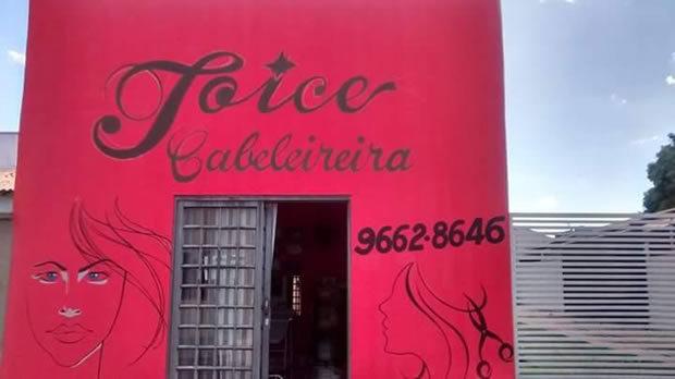 O Salão da Joice fica na Rua Campo Grande – 620 - FÁTIMA DO SUL