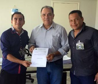 Antônio de Castro Vieira: Superintendente do IBAMA MS