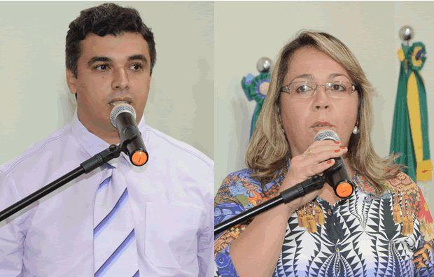 FOTO: ROGÉRIO SANCHES / FÁTIMA NEWS - Milton e Claudia pedem estudos para implantar plano de saúde aos funcionários
