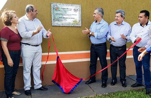 FOTO: ASSESSORIA - Onevan representa Assembleia em entrega de R$ 6 milhões em investimentos