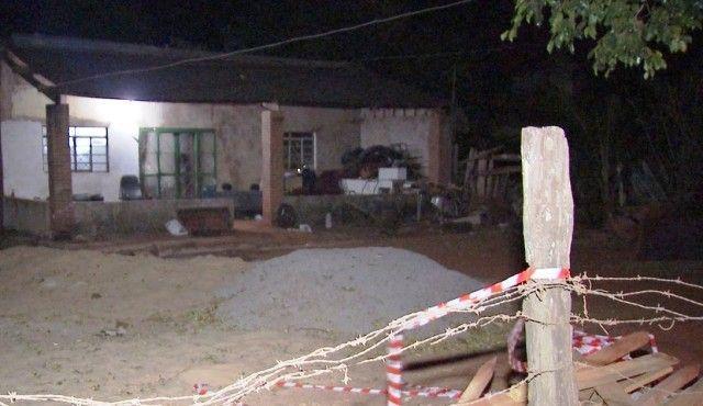 Briga de vizinhos terminou com a morte de dois deles (Foto: Reprodução/ TV Morena)