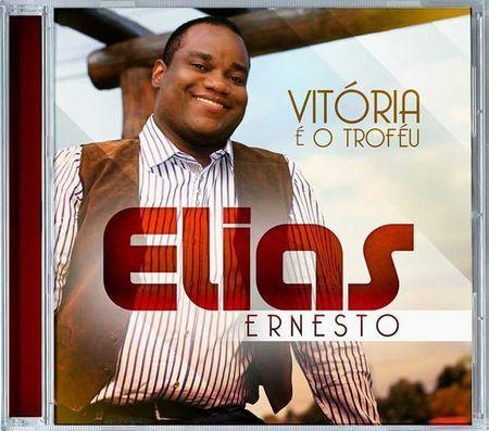 CD pode ser conferido na página de Elias Ernesto no Facebook - Foto: Divulgação