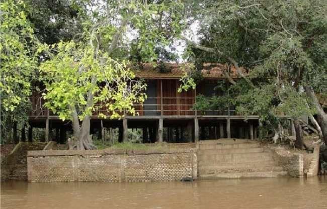 'Ilha do Saraiva' terá que ser demolida e proprietário vai pagar indenização de R$ 100 mil  mil