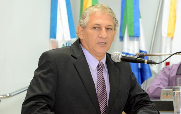 Vereador Nelson Pisano (PR) - FOTO: ROGÉRIO SANCHES / FÁTIMA NEWS