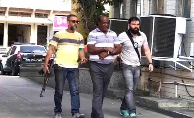 José Barbosa, de 57 anos, foi preso nesta sexta-feira Foto: Divulgação / Polícia Civil