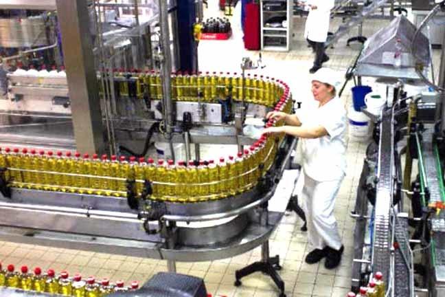 Indústria de Alimentos: puxou aumento, tanto formal como informalmente (Angel Navarrete/Bloomberg)