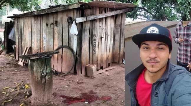 Leonardo Augusto Barros Areco, de 19 anos.(Foto Divulgação)