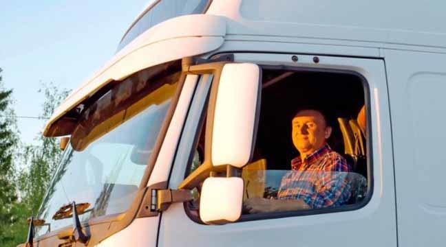 Há vagas para motorista (foto google)